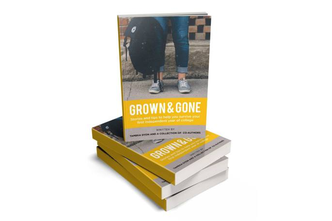 Grown & Gone Book